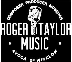 Roger Taylor Music Logo